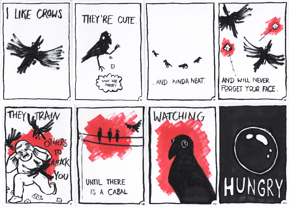 _September_Comic_Crows_Ordered