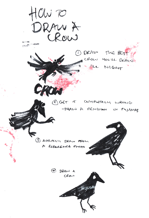 _September_Comic_Crows_Postpagehowtodrawacrow