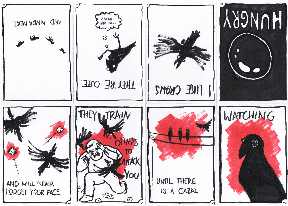 _September_Comic_Crows_Unordered